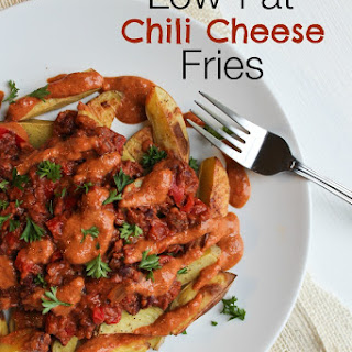 Low-Fat Chili Cheese Fries