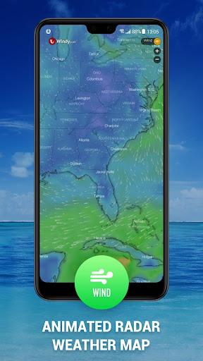 Weather Forecast App & Radar Widget 15.6.0.45253 screenshots 3