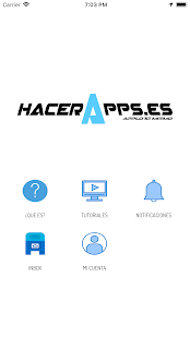 Download Hacerapps - Crea tu app For PC Windows and Mac apk screenshot 1