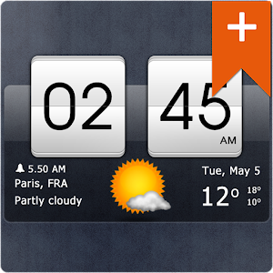 Sense Flip Clock & Weather Pro APK Cracked Download
