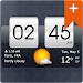 Sense Flip Clock & Weather Pro icon