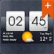 Sense Flip Clock & Weather Pro image