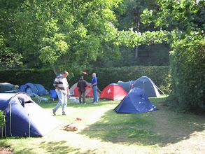 Photo: Das Schweizer - Camp