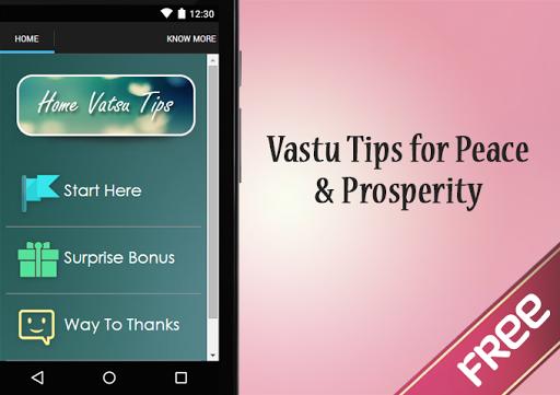 Home Vastu Tips