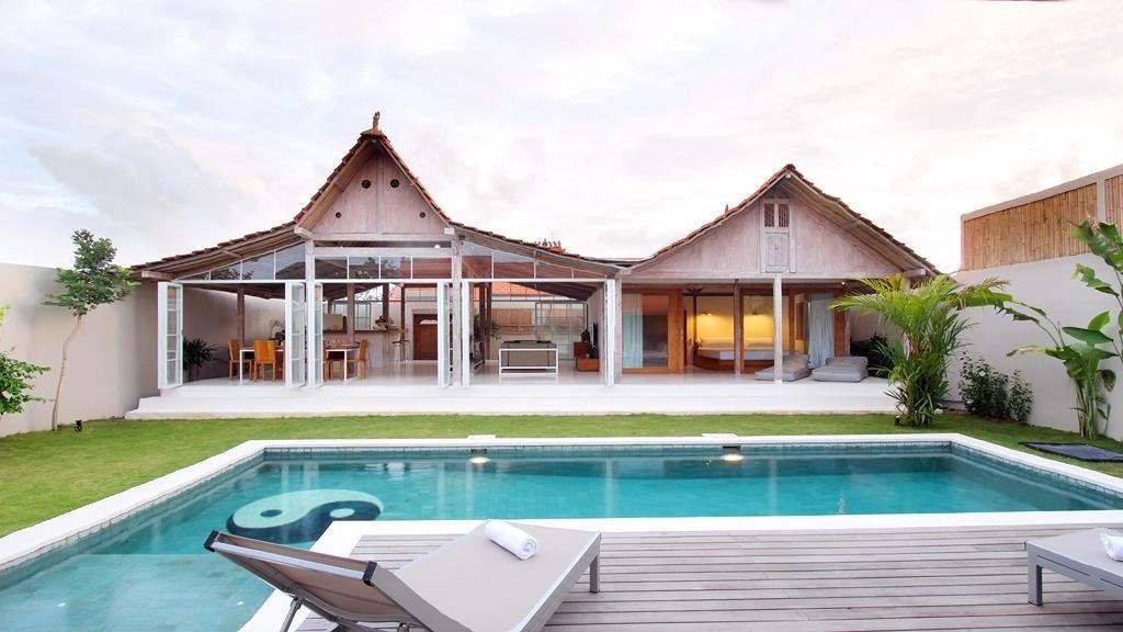Inspirasi Desain Rumah Joglo Modern Untuk Bangun Rumah Impian