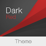 Dark - Red Theme Icon