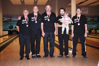 Photo: TeamCup 2. Platz BC Ansfelden