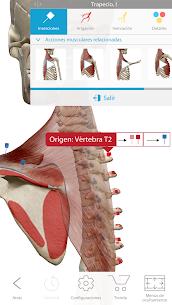 Atlas de anatomía humana 2018 APK 2
