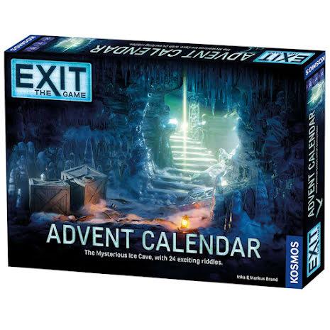 EXIT Advent Calendar - The Mysterious Ice Cave (EN)