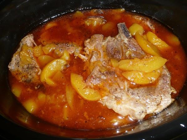 Golden Glow Pork Chops Recipe