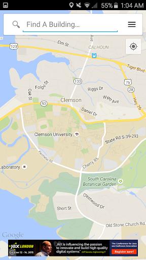 Clemson Maps
