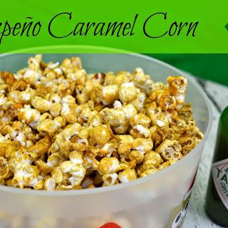 Jalapeño Caramel Corn