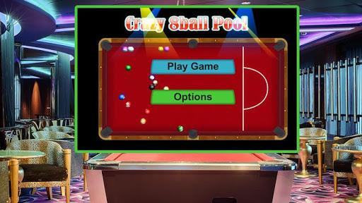 Crazy 8 Ball Pool