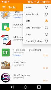 Purchased Apps Donate v2.1.8