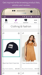 Shopswell- screenshot thumbnail