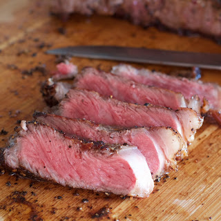 Perfect Peppercorn New York Strips