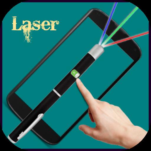 激光笔模拟器 模擬 LOGO-玩APPs