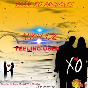 Cover Art for song Feeling used (prod by Will-B)