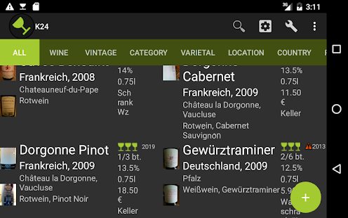 Kellermeister - Wine cellar- screenshot thumbnail