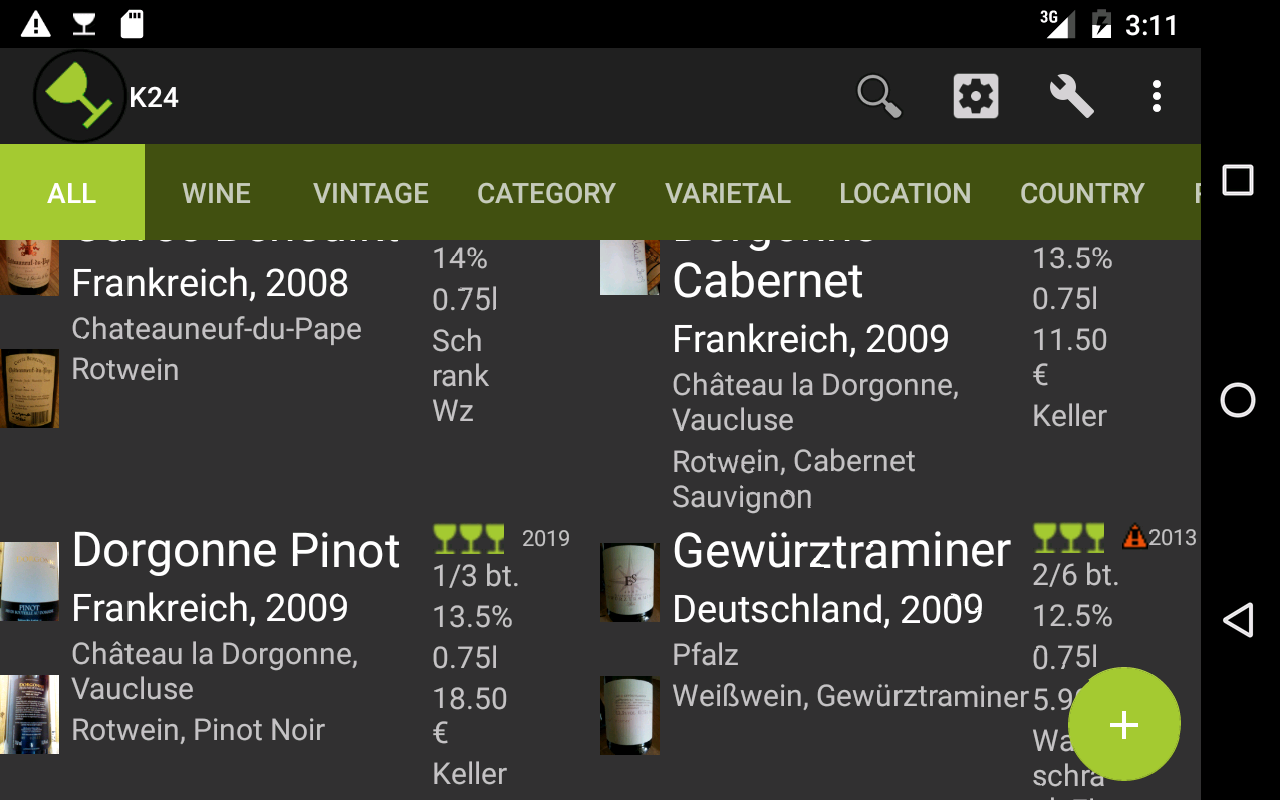 Kellermeister - Wine cellar- screenshot