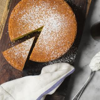 Olive oil and Orange Cake