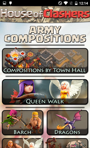 Guide for Clash of Clans CoC  screenshots 5