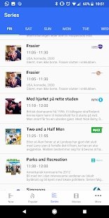 Screenshot for TVGuiden in Sweden Play Store
