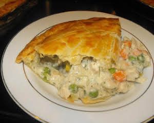 The BEST Chicken Pot Pie Ever!