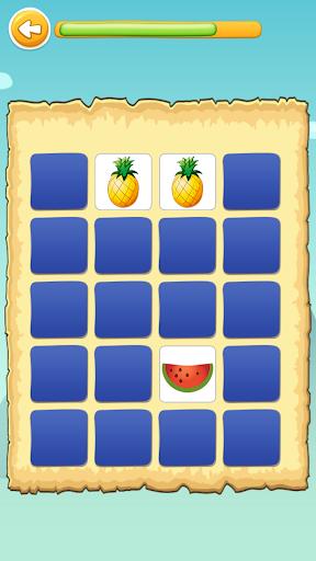 Carakuato frutas y verduras - juegos para niños capturas de pantalla 3