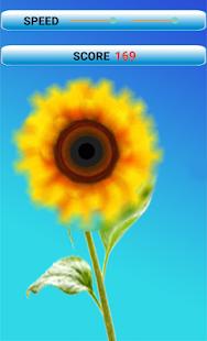 Sunflower Fidget Spinner - náhled