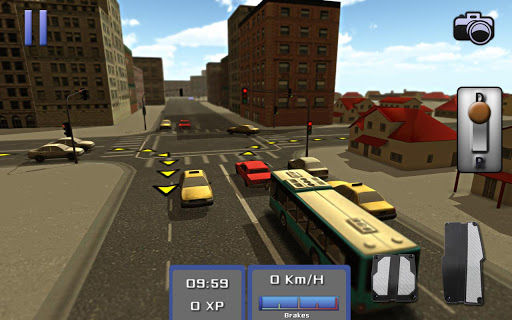 Bus Simulator 3D screenshot 9
