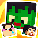 My Trap Craft. Survival at cube world hero Brine. icon