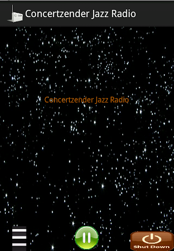 Radio for Concertzender Jazz