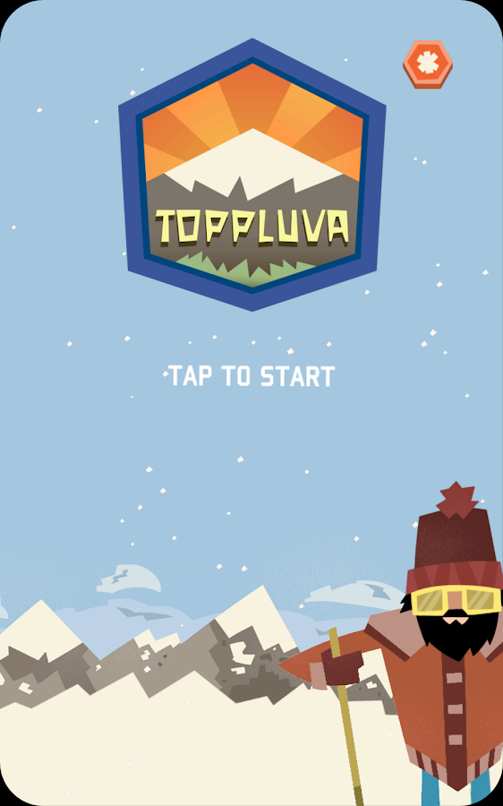 Toppluva- screenshot