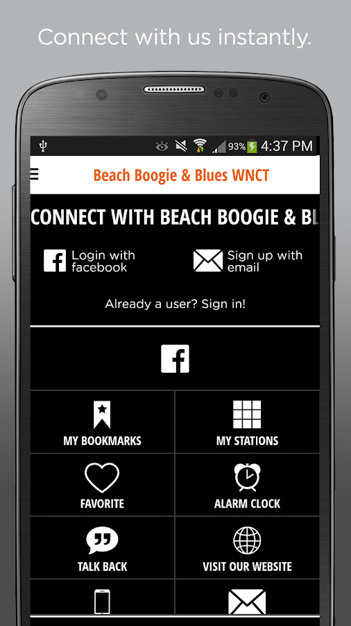 Beach Boogie & Blues WNCT- screenshot