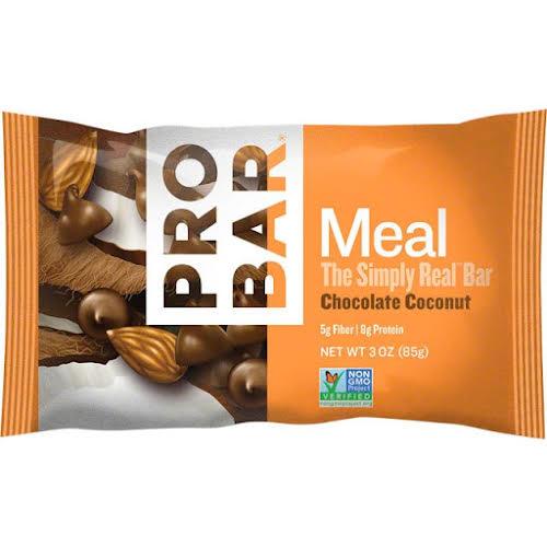 Probar Meal Bar: Chocolate Coconut, Box of 12