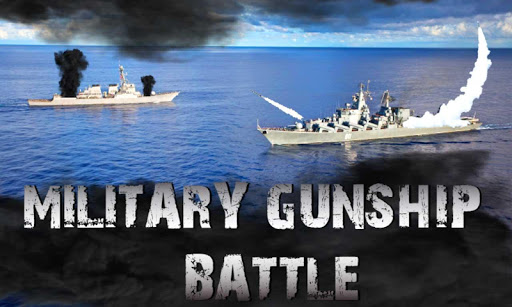 軍事海軍ガンシップバトル