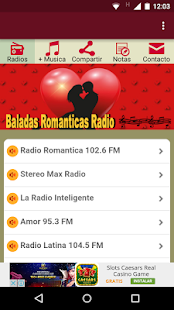 Romantic Music Radio - náhled