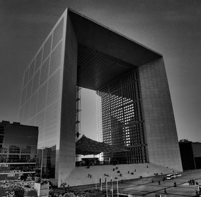 Grande Arche de la Défense di Gio