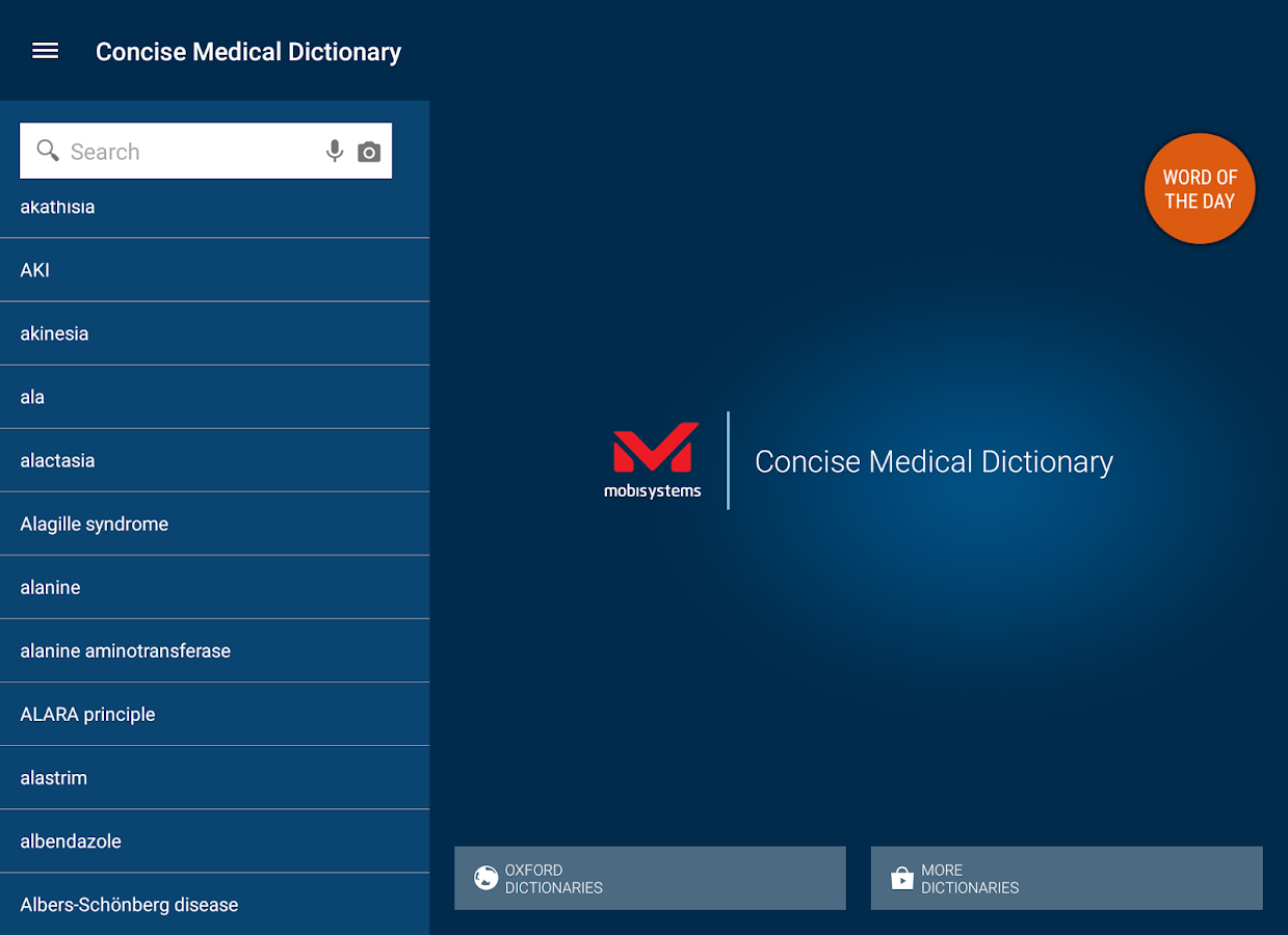 Download Oxford Medical Dictionary TR APK 4.3.122