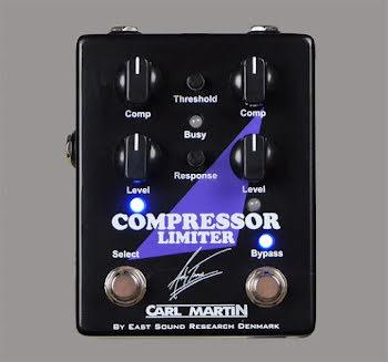 Carl Martin Andy Timmons Signature Compressor