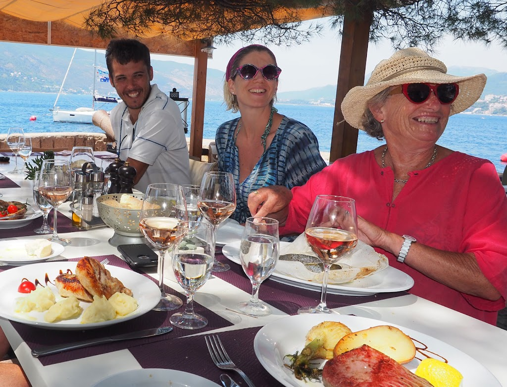 forte rose montenegro lunch