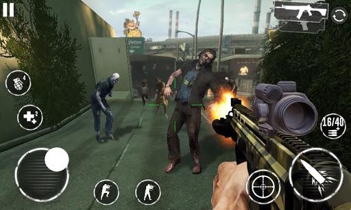 Zombie Hunter Assault Call Of War 2019 1.0 screenshots 2