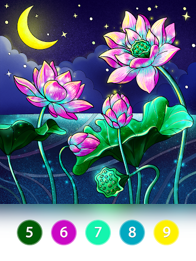 Coloring Fun : Color by Number Games 2.9.7 screenshots 17