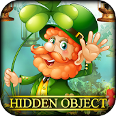 Hidden Object Lucky Leprechaun
