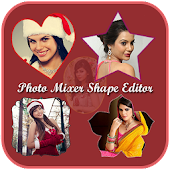 Photo Shape Mixer Editor