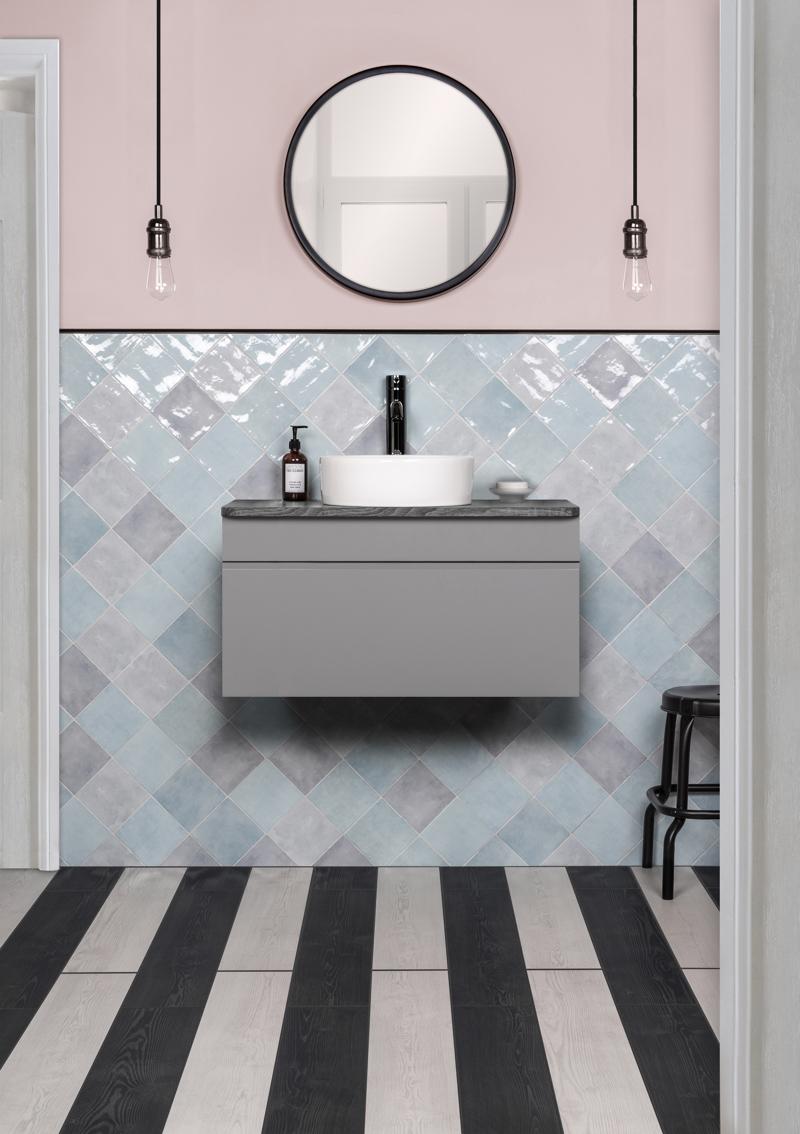 inspiration unique bathroom tile ideas for your