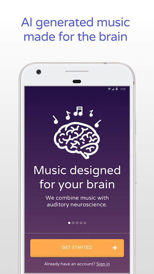 Brain.fm - Music for the Brain- screenshot