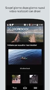 DronEBook - náhled