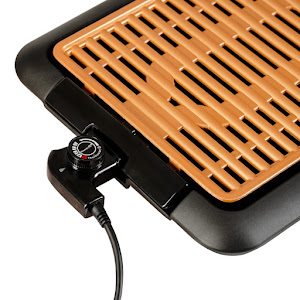 Gratar electric Hausberg HB-536, 1250W, Non-Stick